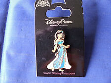 Disney * PRINCESS JASMINE * SPARKLE OUTFIT * New on Card Pin