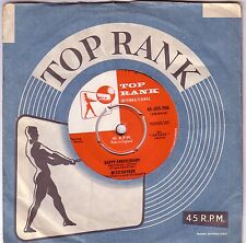 "MITZI GAYNOR Happy Anniversary 7"" vinyl UK 1959 EX"