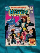 HOUSE OF MYSTERY # 300, Jan. 1982, Kaluta Cover, GIL KANE Art, VERY FINE MINUS
