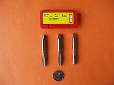PRECISION THREAD TAP SET 3pce HSS M10 x 1.5P TAPER INTER PLUG DORMER