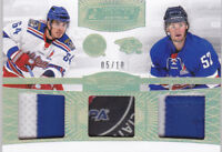 13-14 Dominion Austin Watson Nail Yakupov /10 Patch Puck Rookie Showcase 2013