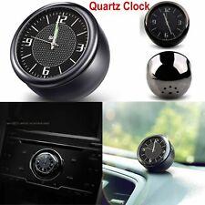Car Clock For Buick Air Vent Refit Interior Luminous Electronic Quartz Ornament
