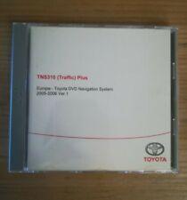 DVD TOYOTA TNS310 (Traffic) Plus /  EUROPA 2006  /  08927-00981 + 86271-70V800