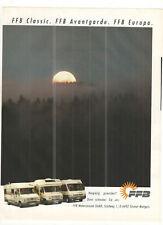 FFB -- Reisemobile ---  Sinntal - Mottgers - alte ANNONCE - historische Reklame