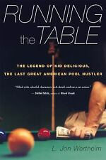 Running the Table: The Legend of Kid Delicious, the Last Great American Pool Hus