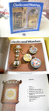 CLOCKS AND WATCHES,1986,Hugh Tait,Illustrated
