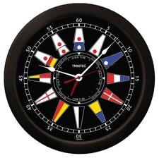 "TRINTEC  14"" ATLANTIC NAUTICAL FLAG TIME AND TIDE CLOCKS AND TIDE INDICATORS"