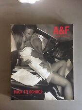 Abercrombie & Fitch Catalogs (lot of 6)