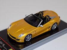 1/43 BBR Ferrari SA Apart in Tristrato  Yellow from 2010  Limited 160 pcs  GP087