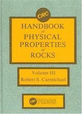 Handbook of Physical Properties of Rocks, Volume III-ExLibrary