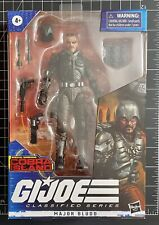 G.I. Joe Classified Cobra Island Major Bludd Target Exclusive In Hand