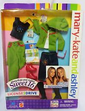 MIB MARY KATE & ASHLEY OLSEN LICENSE2 DRIVE SWEET 16 Mix&Match Outfits 54233