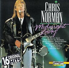 CHRIS NORMAN : MIDNIGHT LADY / CD
