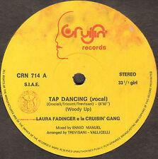 Cruisin' GANG, FEAT. LAURA FADINGER - Tap Dancing - Cruisin - CRN 714 Ita 1984