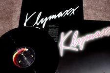 "Klymaxx ""klymaxx"" LP 1986, discoteca Funk, George Clinton, ex/ex, TOP"