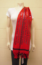 Leigh & Luca Affirmations Scarf NWT