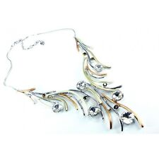 Necklace - Colour Redish Brown