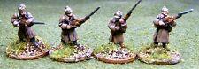 SGTS MESS RA2 1/72 Diecast WWII Russian Infantry Riflemen Advancing