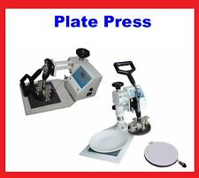 New Plate Heat Press, Swing Away Heat Block, Warranty