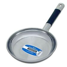 "8"" (20cm) 18/10 TRAMONTINA STAINLESS STEEL SAUTE / FRYING SAUCE SKILLET PAN H16"