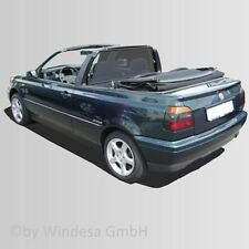 VW Golf Cabrio Mk 3&4 CONVERTIBLE WIND DEFLECTOR wind stop screen (Bodi M)