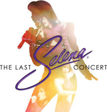 The Last Concert [Slipcase] by Selena (CD, Jun-2017, 2 Discs, Universal Music)