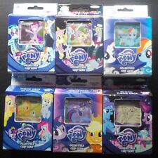 SIX (6) My Little Pony Collectible Card Game Theme Decks MLP - High Magic, Odyss