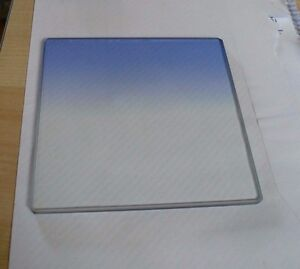 "Professional film 4"" x 4"" TIFFEN Filter Clear/Blue 2 Soft USA DOP ARRI RED SONY"