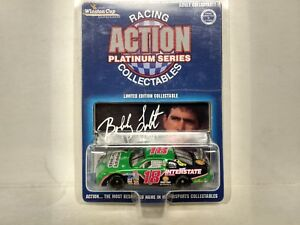 Winston Cup Collectable #18 Bobby Labonte Platinum 1:64 Scale Diecast mb99