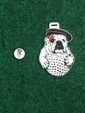 New Olde Beau Golf Ball Marker and Bag Tag Roaring Gap Nc