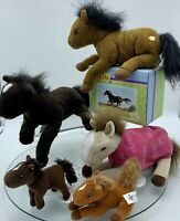 Saddle Club Horses Lot X 5, 2000s, Toy, Jigsaw, Puzzle, Clean