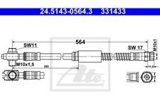 ATE Tubo flexible de frenos Para VOLKSWAGEN JETTA SCIROCCO 24.5143-0564.3