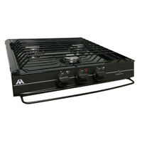 Atwood Wedgewood CV-35 B Slide-in Cooktop, Open Burner-Black Part# 51280