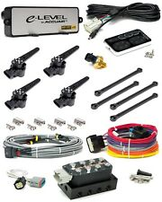 AccuAir VU4 & E-Level TouchPad Electronic Leveling Air Bag Suspension System