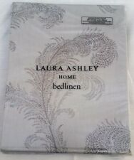 Laura Ashley Swansbrook Single Duvet Cover Dove Grey