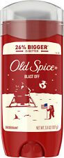 Old Spice Blast Off Scent Deodorant For Men 3.8 Oz.