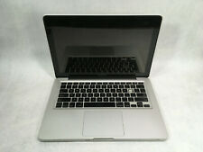 "Apple MacBook Pro A1278 13"" 2009 Intel Core 2 Duo 2.53GHz 2GB -PARTS/REPAIR -RR"