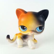 Littlest Pet Shop LPS #106 Calico Cat