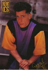 Vintage 1990 New Kids On The Block Poster: Danny Wood #3304 Mip New Old Stock
