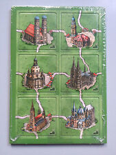 Carcassonne Mini Expansion - German Cathedrals, Brand New with English Rules