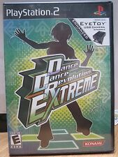 Dance Dance Revolution Extreme (Sony PlayStation 2, 2008) Instructions Included