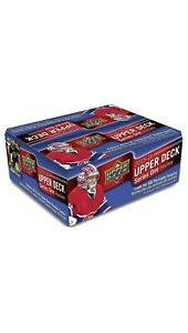 2015-16 Upper Deck Series 1 hockey Retail Box 🔥🔥🔥 Possible McDavid Young Guns