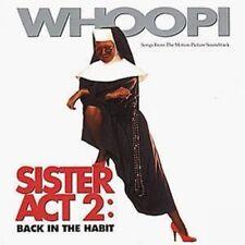 Sister Act 2 (1993) HI-FIVE, Whoopi, Lauryn Hill... [CD]