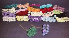 Buds/ Heads Paper Craft Floral Supplies