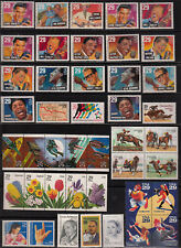 1993 US  COMMEMORATIVE YEAR SET MNH 89 STAMPS INCLUDES WW II SHEET
