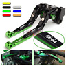 Adjustable Folding Brake Clutch Lever For Kawasaki ZX-6R 90-99 ZX-9R 1998-1999