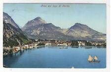 AK Riva del Garda, Lago di Garda, 1907