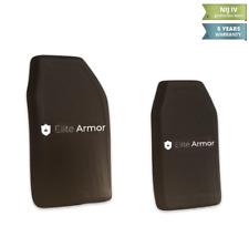 Elite-Armor Multi Curved Hard Armor Plate | IV SA (SiC)