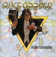 Alice Cooper - Welcome To My Nightmare (NEW CD)