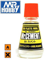 MR HOBBY Gunze MC124 Cement Glue MODEL KIT SUPPLY TOOL 25ml